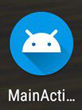 mengganti ikon