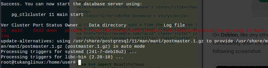 Cara Install PostgreSQL di Linux - pesonainformatika.com