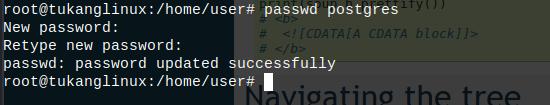Atur Password