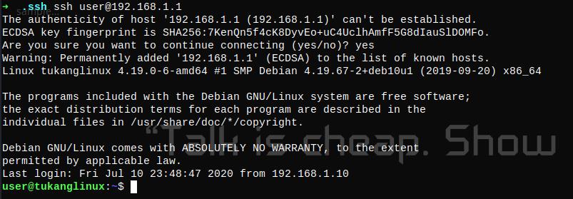 Cara Menggunakan SSH untuk Remote Server - pesonainformatika.com