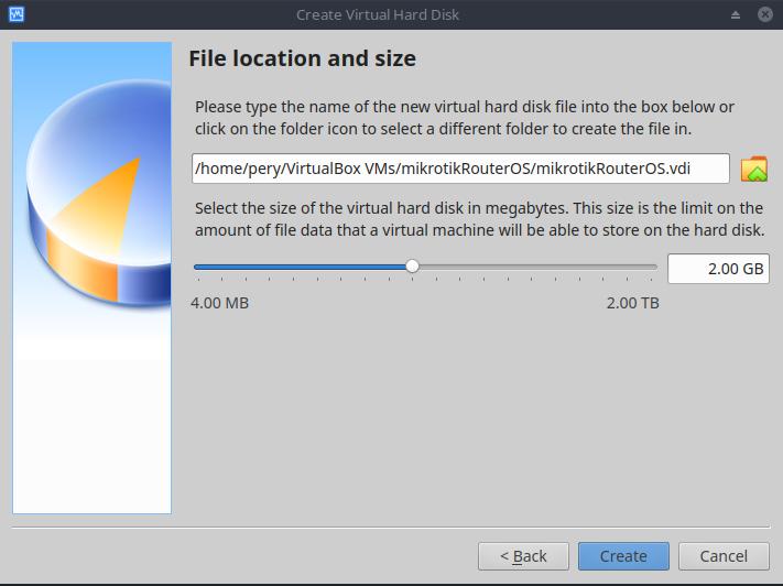 Cara Install Mikrotik di Virtualbox dengan mudah - pesonainformatika.com, belajar