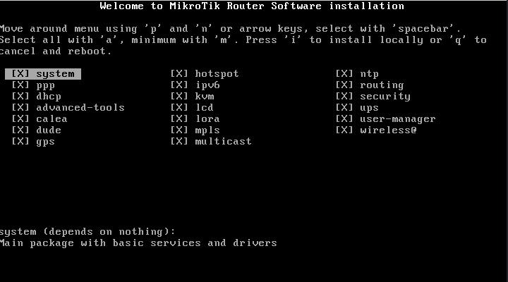 Cara Install Mikrotik di Virtualbox dengan mudah - pesonainformatika.com