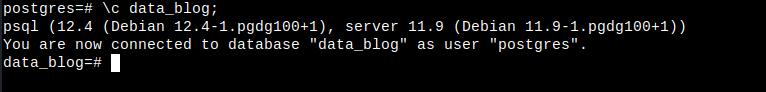 Belajar Menggunakan Database PostgreSQL - pesonainformatika.com,