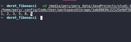 Menghitung Deret Fibonacci dengan Java - pesonainformatika.com